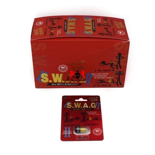 S.W.A.G 2 GOLD 25K (24 ct) | KKNovelty