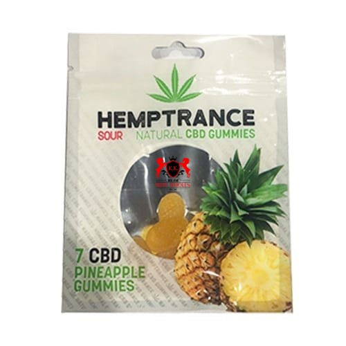 hemp-trance-natural-CBD-Gummies-pineapple